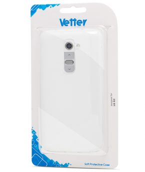 Husa LG G2 Vetter Soft Pro Crystal Series transparenta Clear