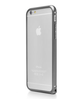 Bumper iPhone 6 Ultra Thin Aluminium Vetter dark grey