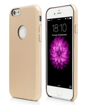 Husa iPhone 6 Clip on Slim Vetter aurie