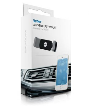 Suport auto Universal Car Holder Vetter Air Vent Easy Mount