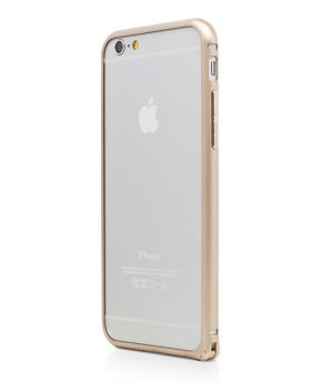Bumper iPhone 6 Ultra Thin Aluminium Vetter gold