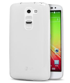 Husa LG G2 Mini | Crystal Series | Clear alba