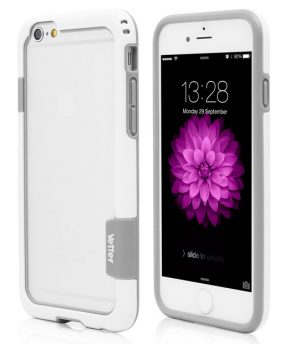 Anti Shock Dual Bumper iPhone 6 Vetter gri