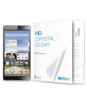 Folie Vetter HD Crystal Clear pentru Huawei Ascend Mate | 2 pack