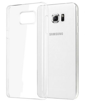 Husa Samsung Galaxy Note 5 Ultra Slim Clear transparenta