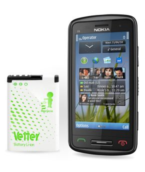 Acumulator Nokia BL-5CT Vetter Battery 1000 mAh