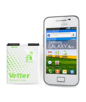 Acumulator Samsung Galaxy Ace S5830 Vetter Battery 1350 mAh