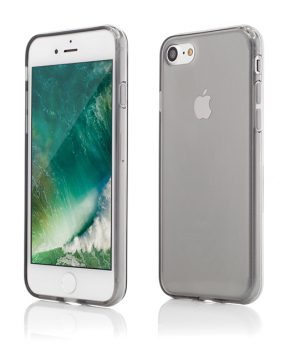 Husa Vetter iPhone 7 Soft Touch Grey Ecoline