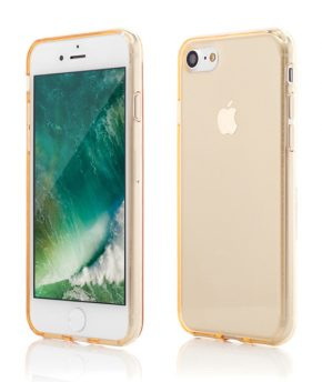 Husa Vetter iPhone 7 Soft Touch Gold