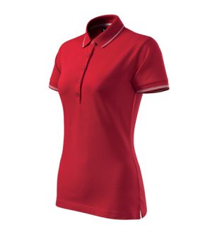 Tricou dama Malfini Polo Perfection Plain personalizat