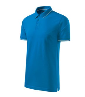 Tricou personalizat barbati Polo Malfini Perfection Plain