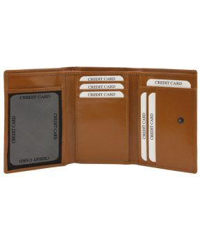 Portofel Classic leather lucrat manual