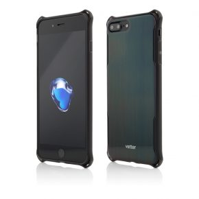 Husa iPhone 7 Plus Clip-On Hybrid Xtra Protection Graphite