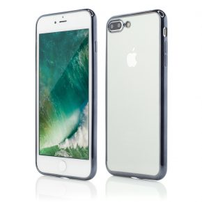 Husa iPhone 7 Plus Smart Case Shiny Soft Series
